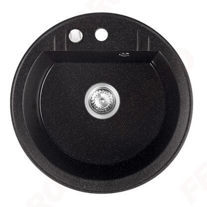 crna-sjajna-okrugla-granitna-sudopera-DRGM1_51HA