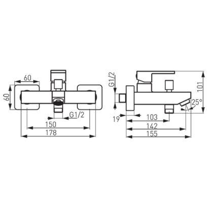 crna-slavina-za-kadu-serija-zicco-ferro-BZI1BL-skica