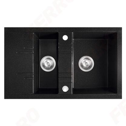 crna-mat-dupla-granitna-sudopera-sa-oceđivačem-DRGM3_48_79BA